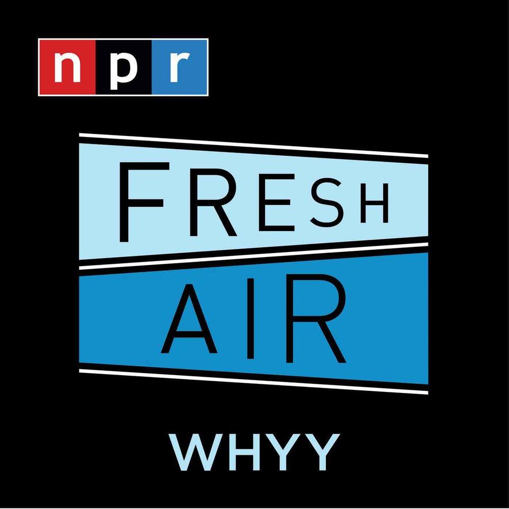 NPR Fresh Aire Logo