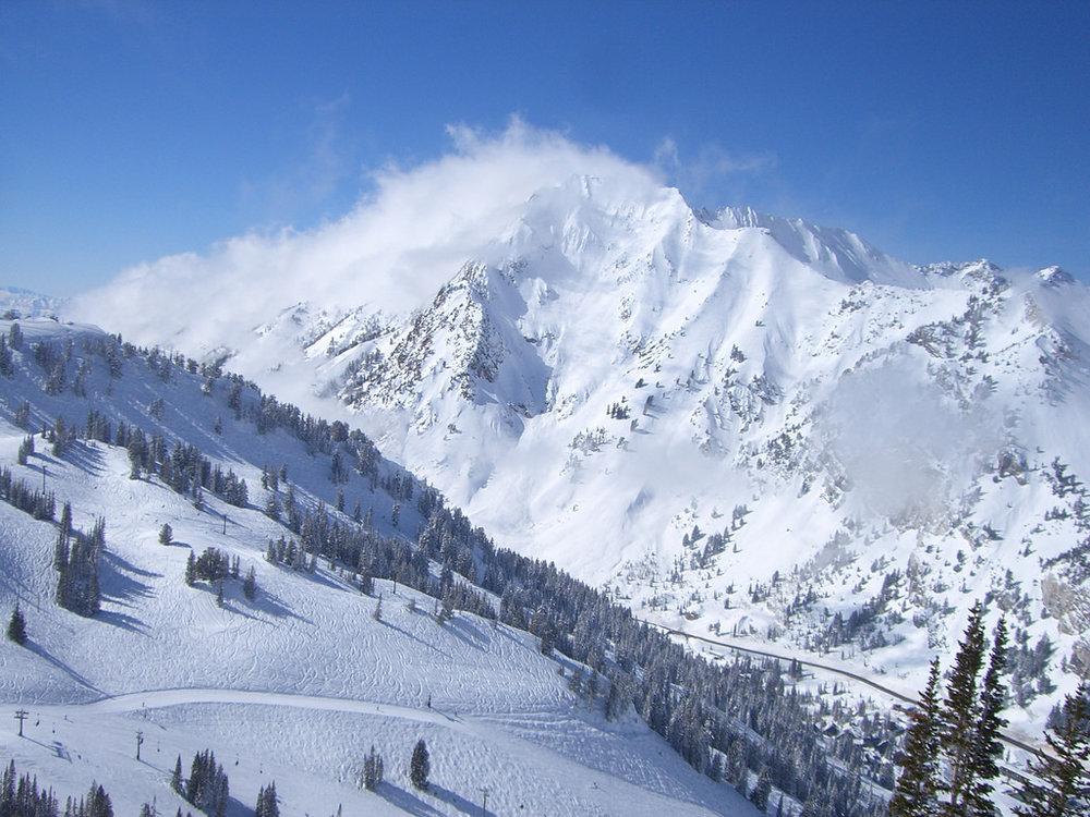 Mt Superior - Alta Ski Resort by Danny Fay - DanFay1009 on Flickr.
