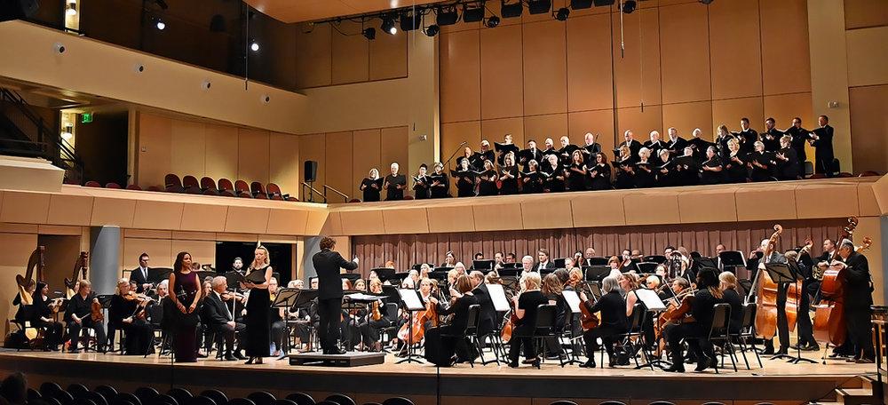 The ABQ|Philharmonic performs Mahler's Symphony No. 2