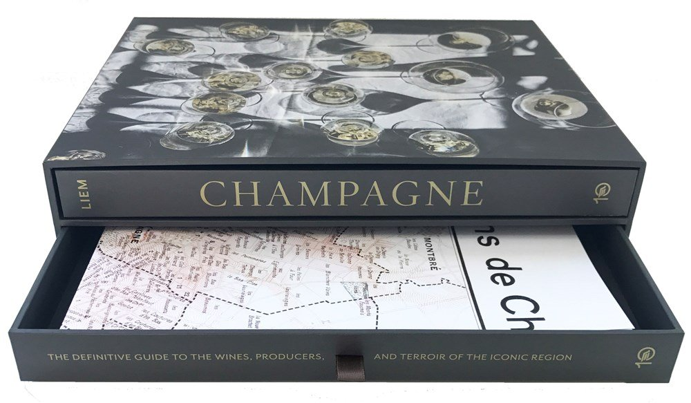 CHAMPAGNE by Peter Liem - Arguably the finest and most detailed book ever written on the topic