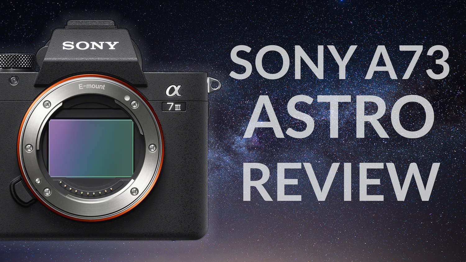 Testing the Sony A73 for ISO invariance — Alyn Wallace