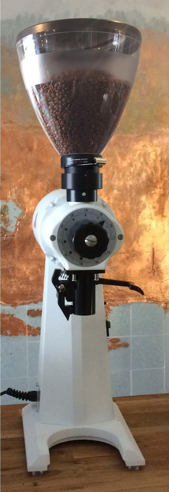 EK43 Mahlkönig grinder