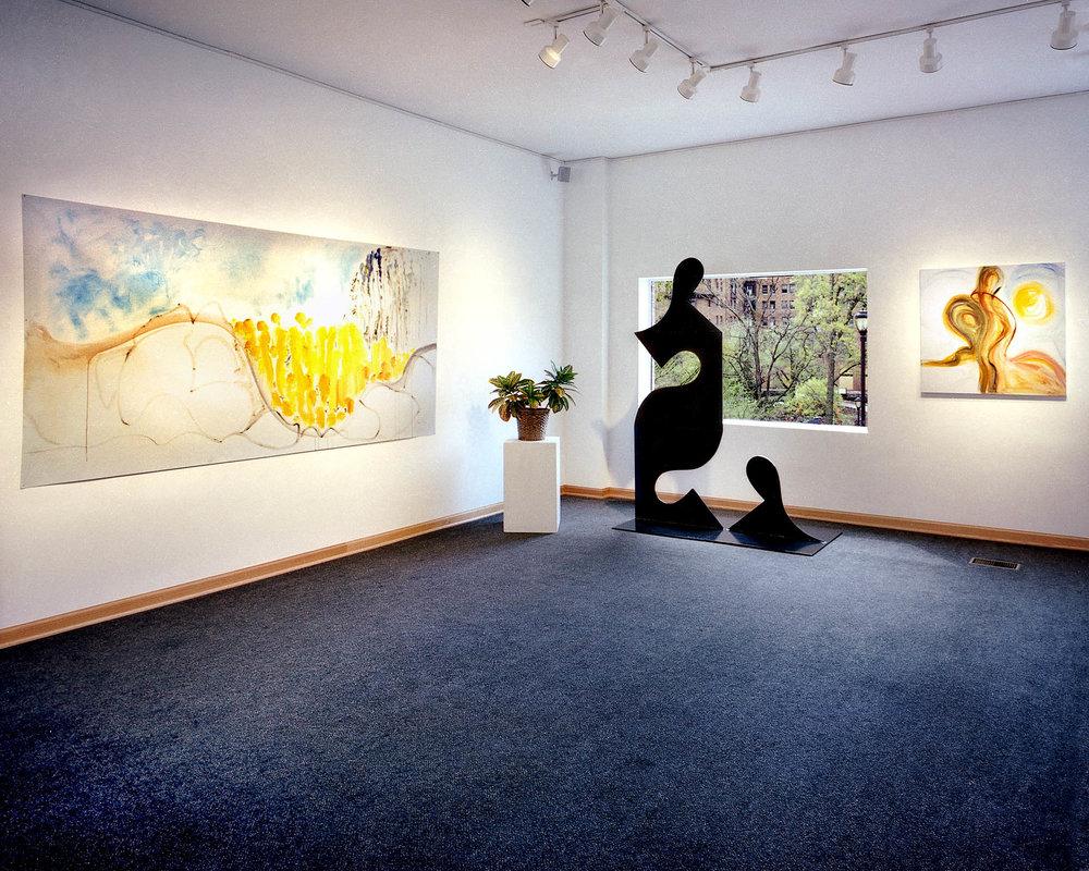My Dear (  variations of Black Box IX)   Haller Gallery