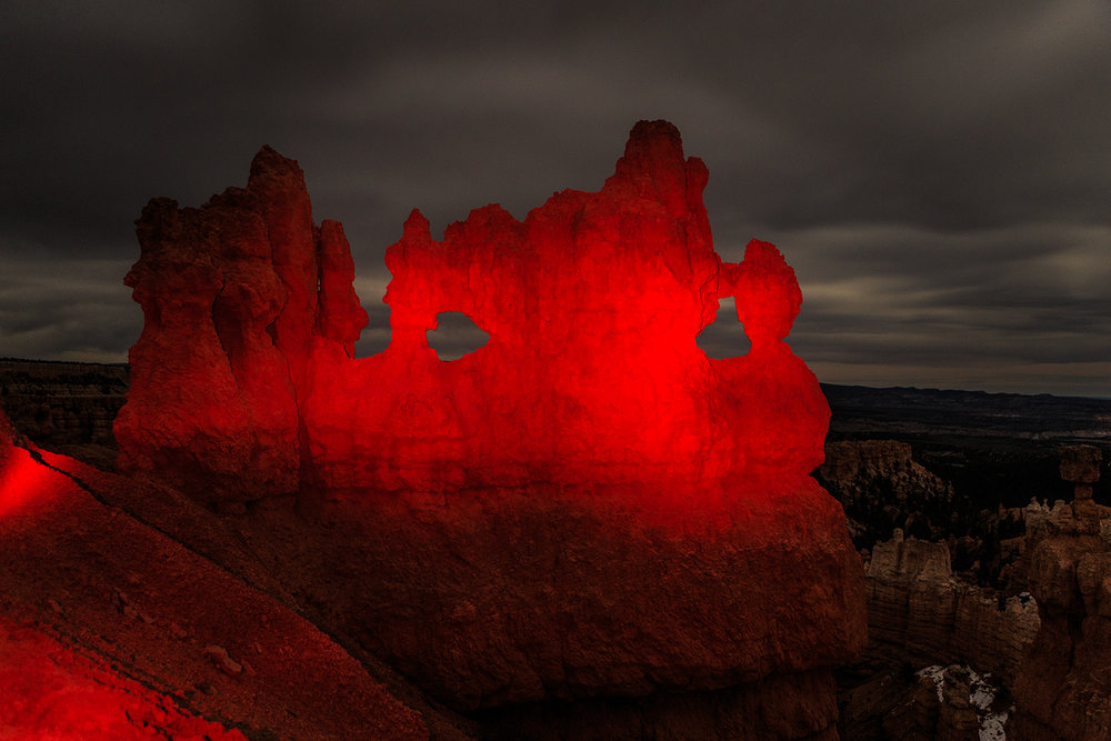 Bryce Canyon By Night III