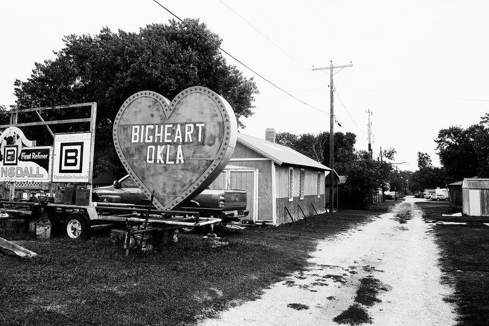 Bigheart, Oklahoma
