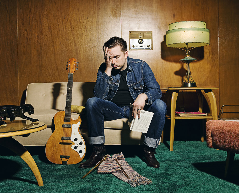 JD McPherson Signs and Signifiers Album Cover
