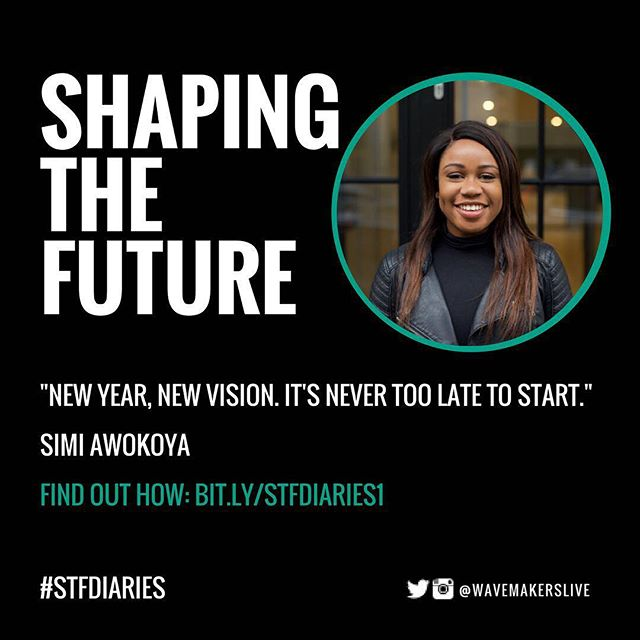 January was the 'free trial' version of 2018 #shrug it's still a new year in our book!📅⠀ ⠀ 'New Year, New Vision: it's never too late to start' by @similola.a is the first in our series of Shaping The Future Diaries #STFdiaries.🌍 🏆 A glimpse into what makes the WM Community tick, with practical ways for you to plot your route to world domination too. LINK IN BIO⠀ ⠀ #ShapingTheFuture #STFblogs #personalgrowth #motivation