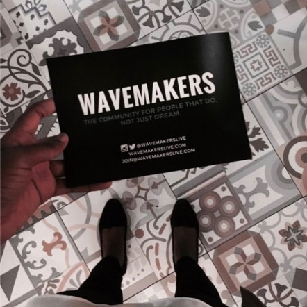 #Throwback to some of the context shared by the WAVEMAKERS at our summer social. We love this visual by @EsmeAraresa.⠀ ⠀ Send us your pictures from past events, so we can share the love.🌊🌊🌊⠀ ⠀ #WMLive #wavemakerslive #personaldevelopment #londonevents #motivation #community #accountability #shaping the future.