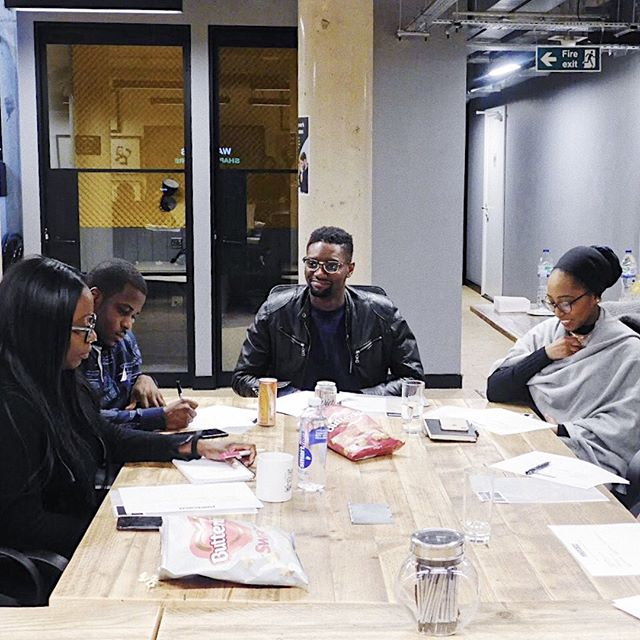 What's it like to get a bunch of strangers to share their triumphs and trials in the world of business and entrepreneurship? Empowering. Nothing can compete when like-minds align.  #personaldevelopment #community #wavemakerslive #shapingthefuture #motivation #excellence #powercircle
