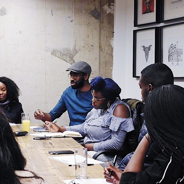 """Literature, Aviation, Blockchain, Venture Capital, Politics, Fitness and Marketing represented in one room. Diversity of expertise is power - there are so many """"common threads""""  #powercircle #personaldevelopment #community #wavemakerslive #shapingthefuture #motivation #excellence"""