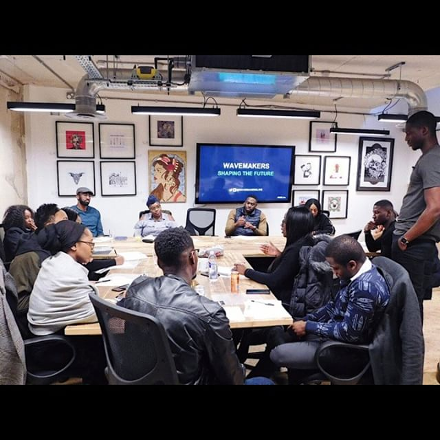 EVERYONE gets the chance to spotlight their organisation.  Teamwork.  #powercircle #personaldevelopment #community #wavemakerslive #shapingthefuture #motivation #excellence