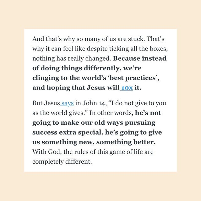 i'm excited about this month's email • 'the rules of the game are different' • sometimes you feel like life is taking you down a nonsensical path⠀ ⠀ conventional wisdom tells you you're crazy and you doubt whether you really heard God at all • we're tackling that today • check your email 💌 • swipe right for the feedback that's already come in within an hour of publishing! • link in bio for a preview⠀ ⠀ https://www.abiola.me/blog/the-rules-of-the-game-are-different