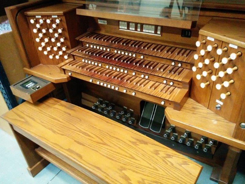 used allen organs church organ service com rh churchorganservice com used allen 3 manual organ Pipe Organ Pipes