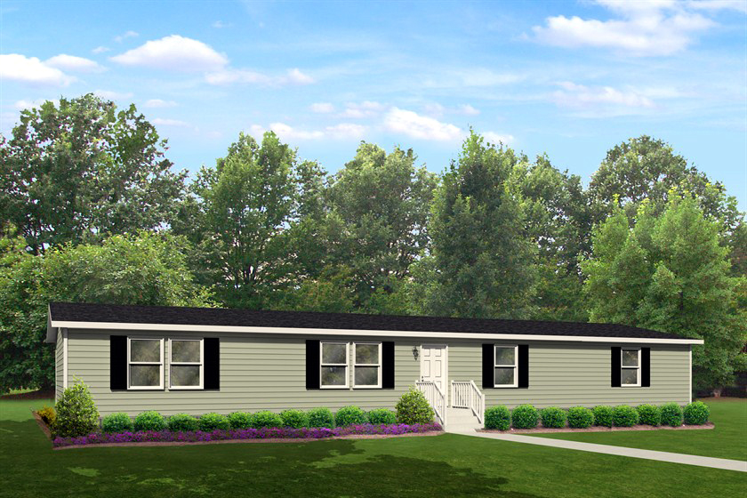 The Enterprise 2 - 4 Bedroom / 2 Bath1866 Square Feet