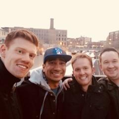 Left to Right:  Cody, Karrington, Kyle, Andrew