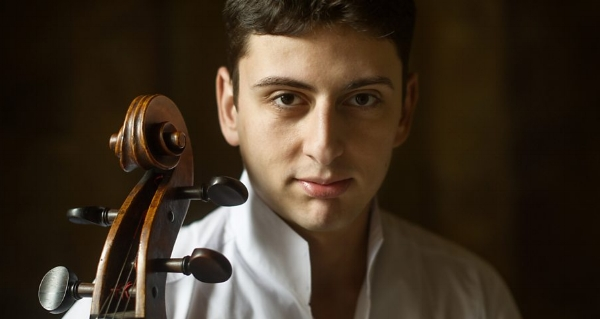 Narek Hakhnazaryan, cello - February 24, 2018