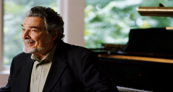 Leon Fleisher with the Peabody Chamber Orch - April 15, 2018
