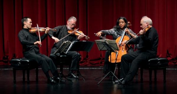 Juilliard String Quartet - April 29, 2018