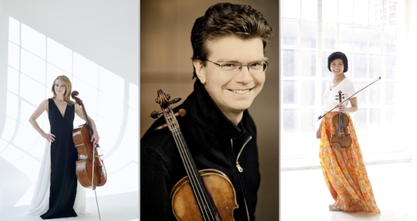 Variation String Trio  - December 10, 2017