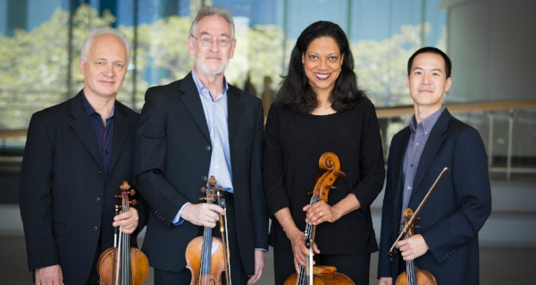 Juilliard String Quartet  - November 4, 2017