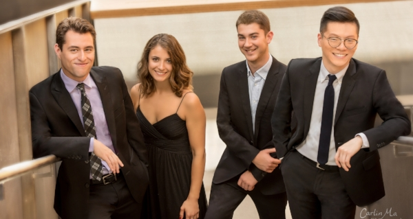 Dover String Quartet - November 10, 2018