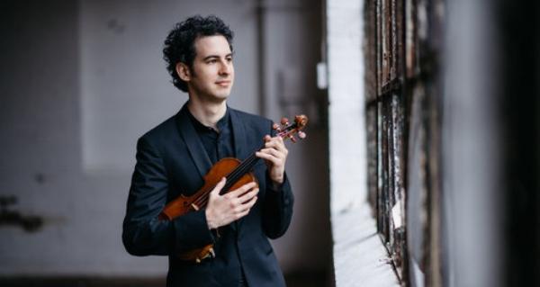 Itamar Zorman, violin &Kwan Yi, piano - October 20, 2018
