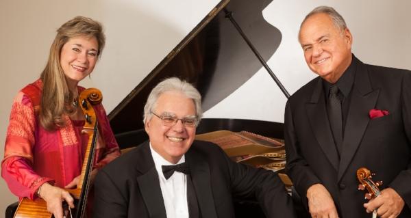 The Kalichstein-Laredo-Robinson Trio - December 15, 2018
