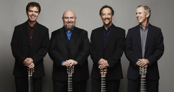 Los Angeles Guitar Quartet - February 3, 2019