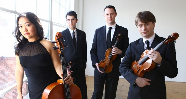Calidore String Quartet - February 17, 2019