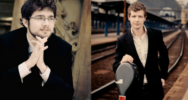 István Várdai, cello &Roman Rabinovich,piano - April 7, 2019