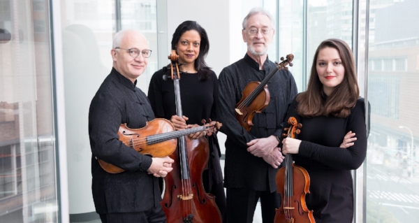 Juilliard String Quartet - April 27, 2019