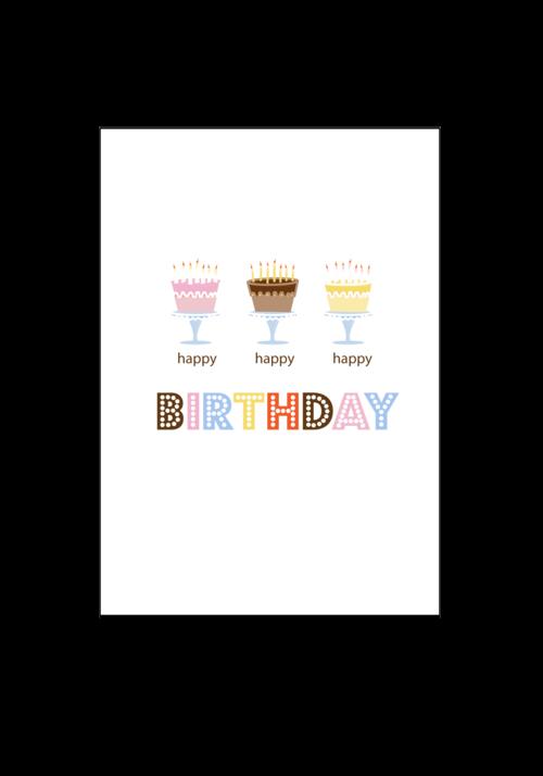 Birthday Social Butterfly Designs