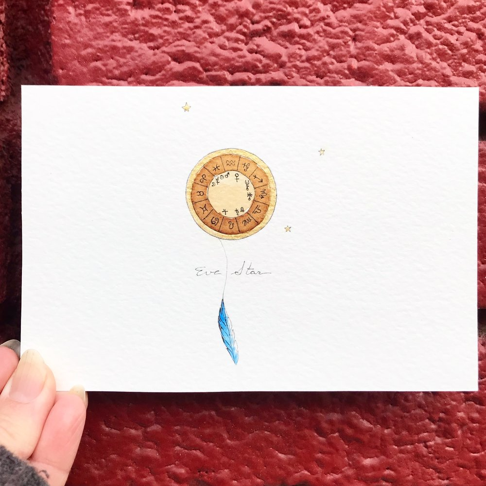 Eve Star Espresso talisman.JPG