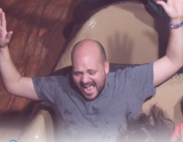 Pat Dahl Splash Mountain