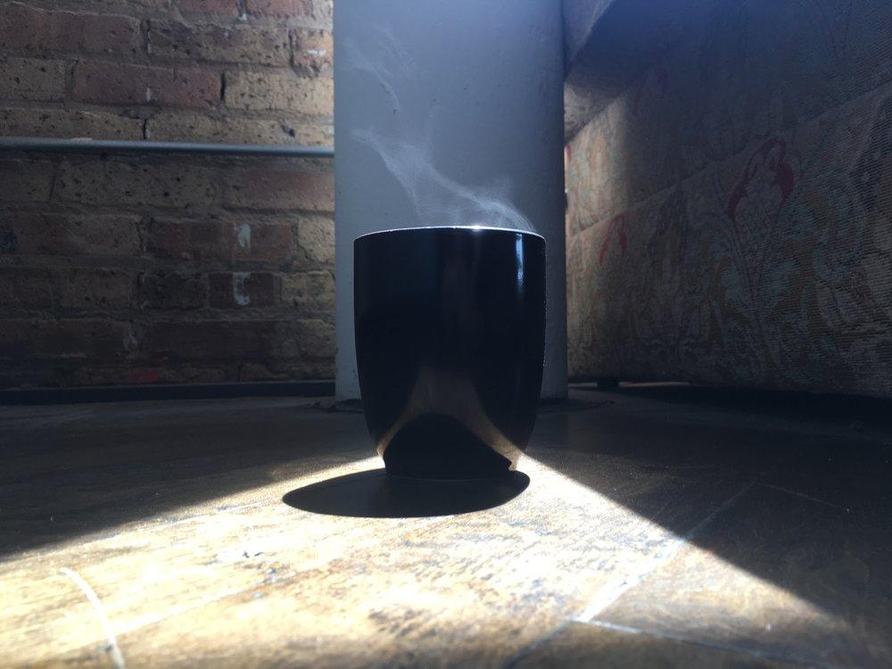 Banner coffee mug