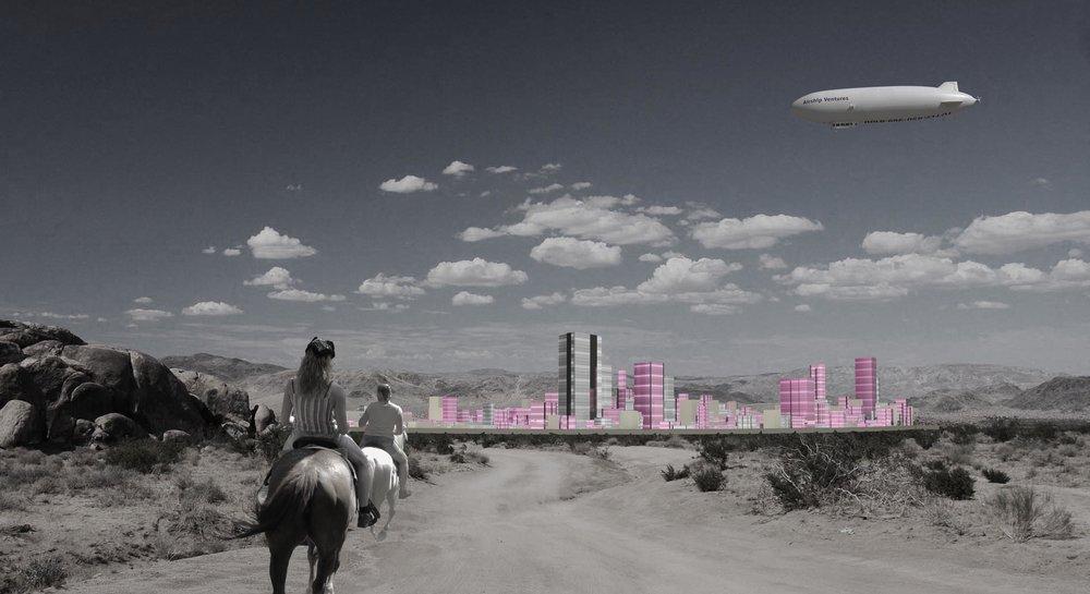 Nouvelle ville  / new city