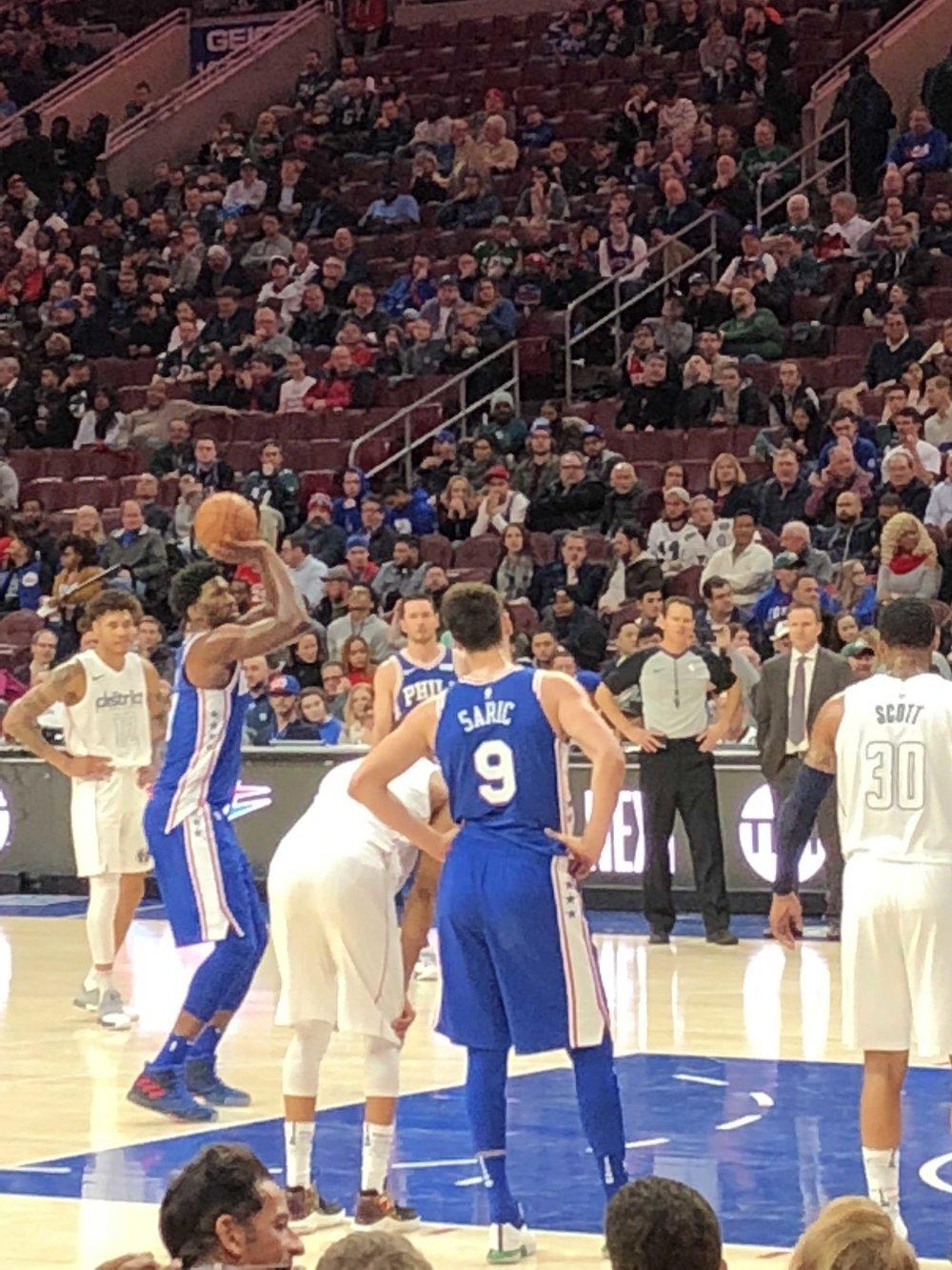 Joel Embiid - Philadelphia 76ers
