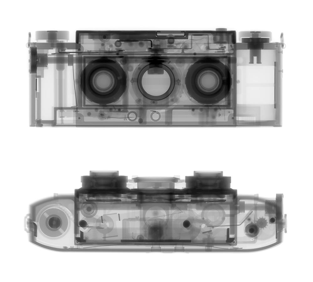 White Stereo Realist 3.5