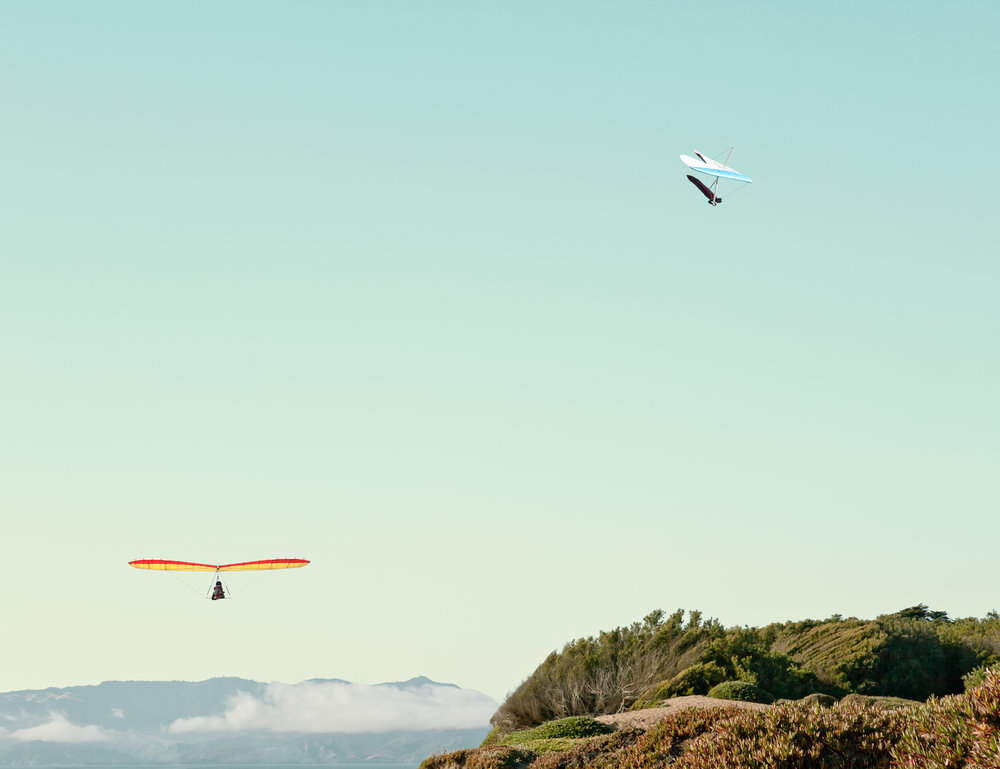Kerry Mansfield,  Hill Gliders , 2011