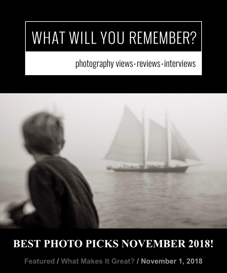 Best Photo Picks for November November 1, 2018