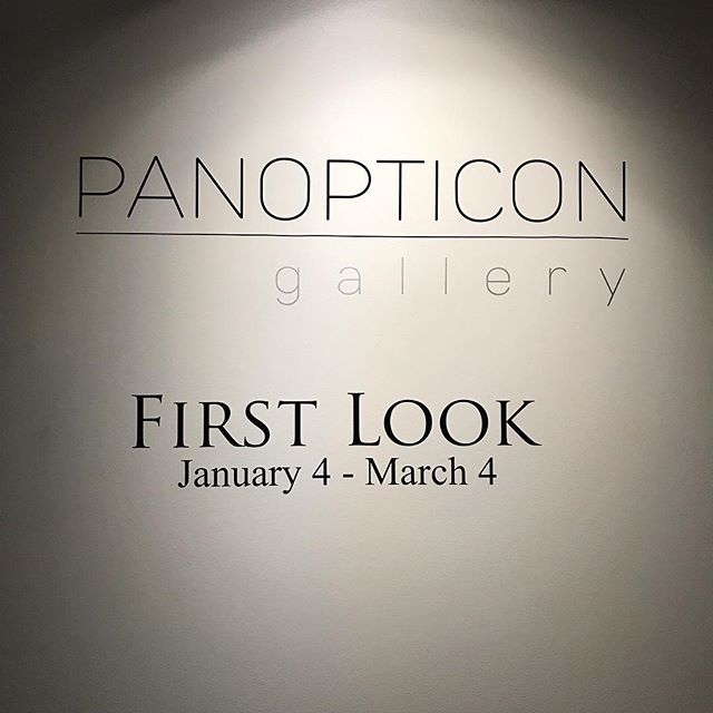 TONIGHT! Join us from 6-8 for the opening reception of First Look! Featuring: @waffleswins @j_sarinana @jpterlizzi @catewnek @catiesoldan