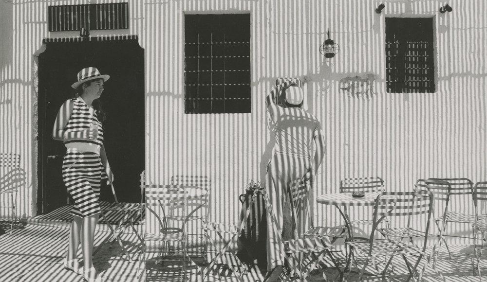 Stripes and Shadows (Ibiza, Spain)