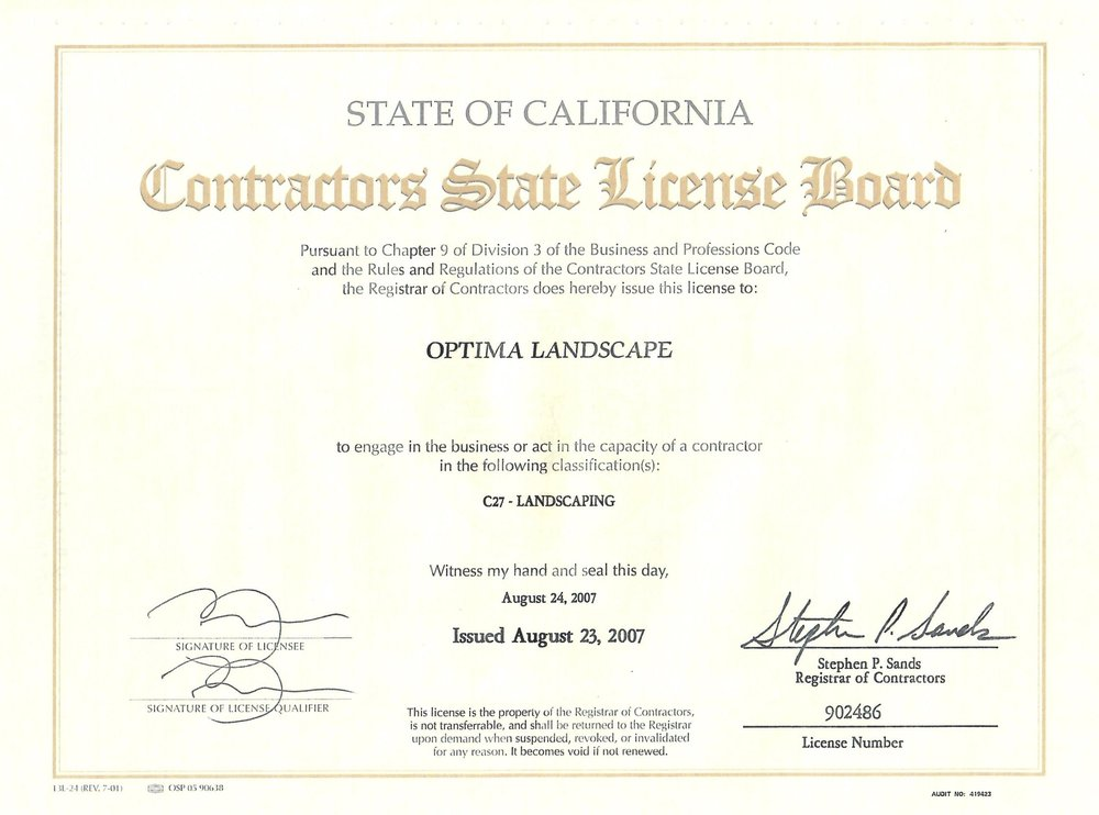 Janitorial Services Landscaping Certifications Santa Rosa