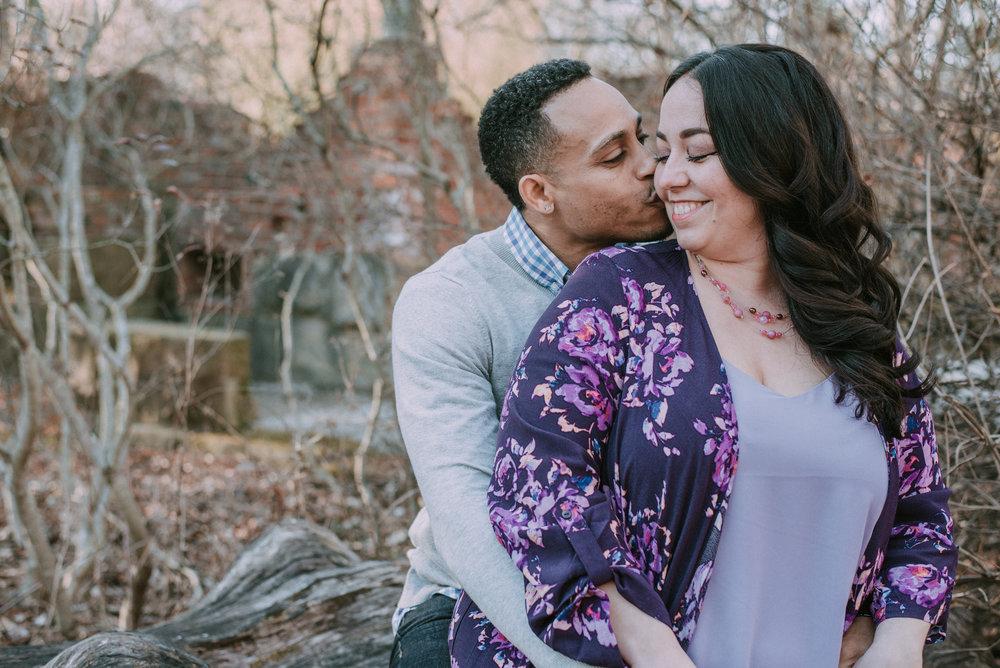 Columbus Ohio Wedding Photographer Engagement Westerville
