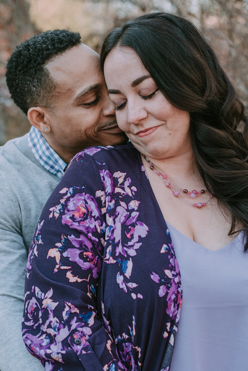 Columbus Ohio Wedding Photographer Engagement Westerville
