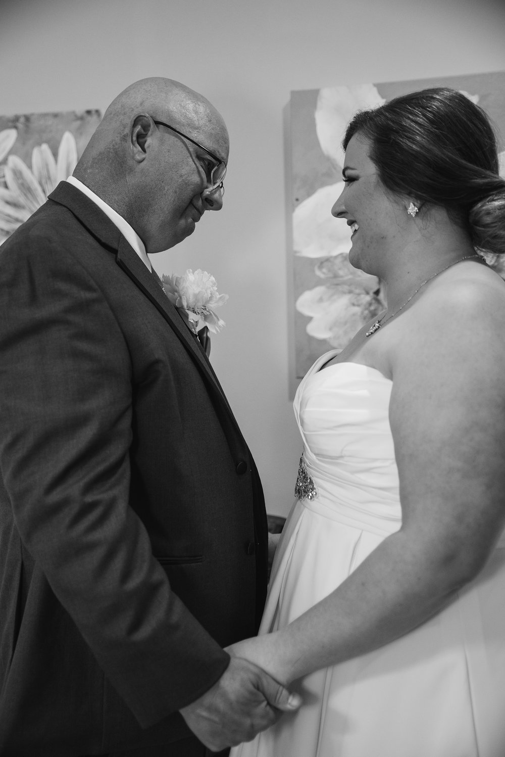father of the bride cry columbus ohio wedding