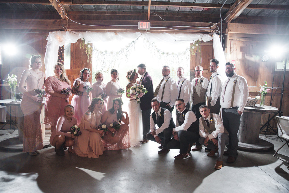 central ohio photographer who does weddings