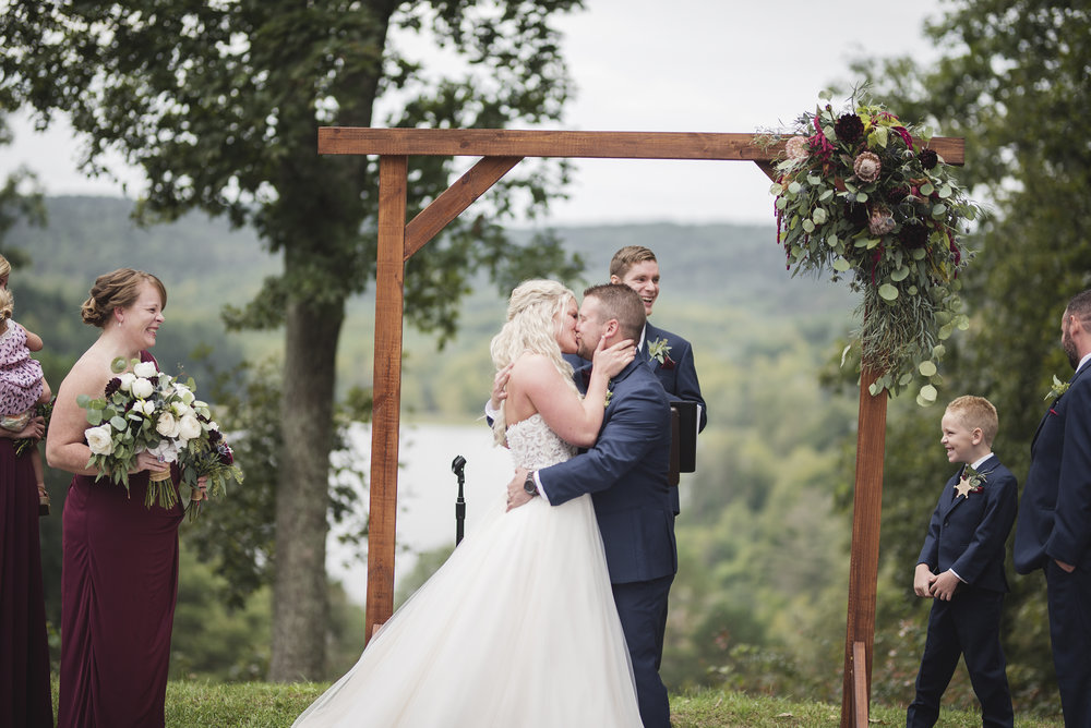 ohio wedding photographer The Vue