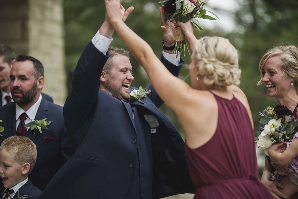 the estate club wedding photographer columbus