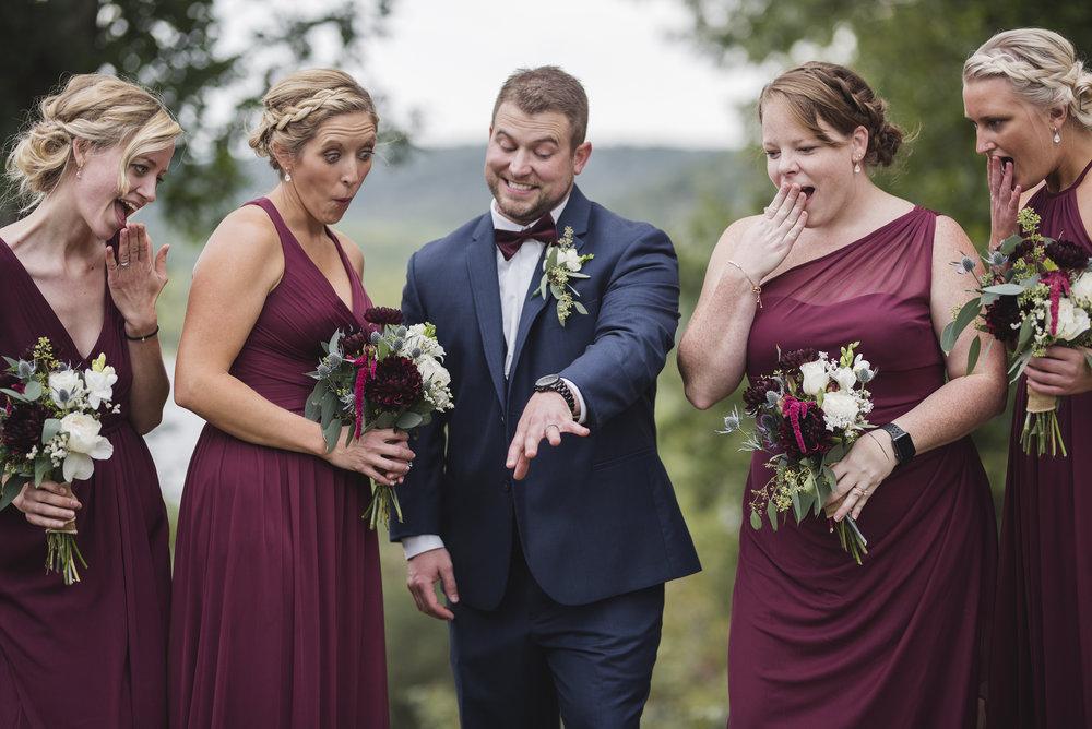 fun wedding photographer ohio columbus logan lancaster pickerington